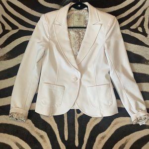 Guess blazer size 8